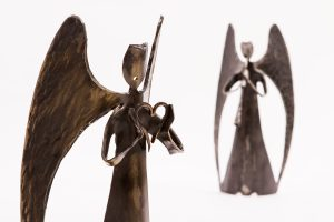 Handgeschmiedete Engel